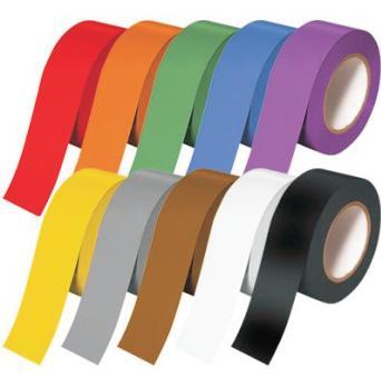 Coloured Vinyl Or Polypropylene Tape I Pack Cc