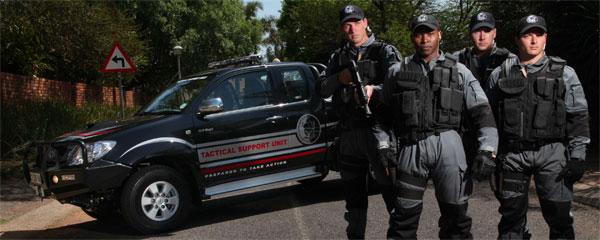 Tactical Response Tsu Protection Services