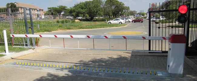 vehicle access control gates