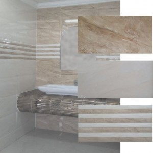 Projects - Bathroom Basin Sample - Trend Tap & Tile