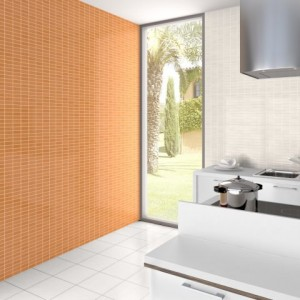 Projects - Kitchen Tiles - Trend Tap & Tile