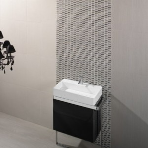 Projects - Single Basin Bathroom - Trend Tap & Tile